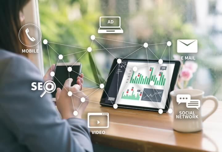 Esquema comunicación digital