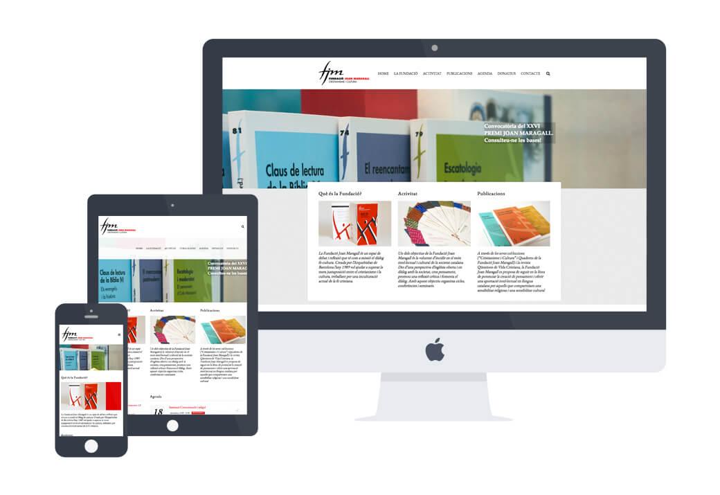 Desarrollo web Fjm - Artimedia