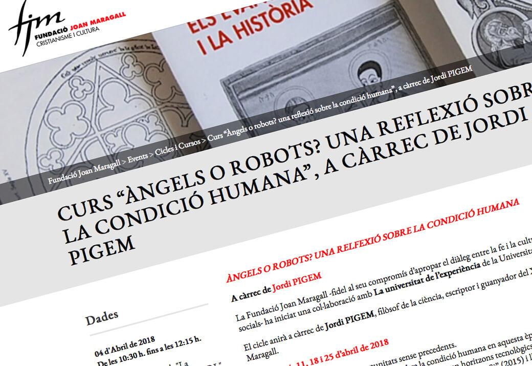 Diseño web fjm - Artimedia