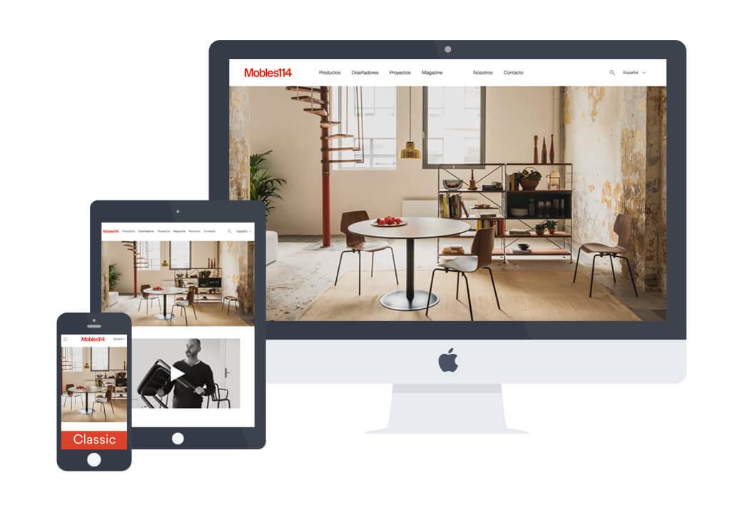 Desarrollo web Mobles 114 - Artimedia