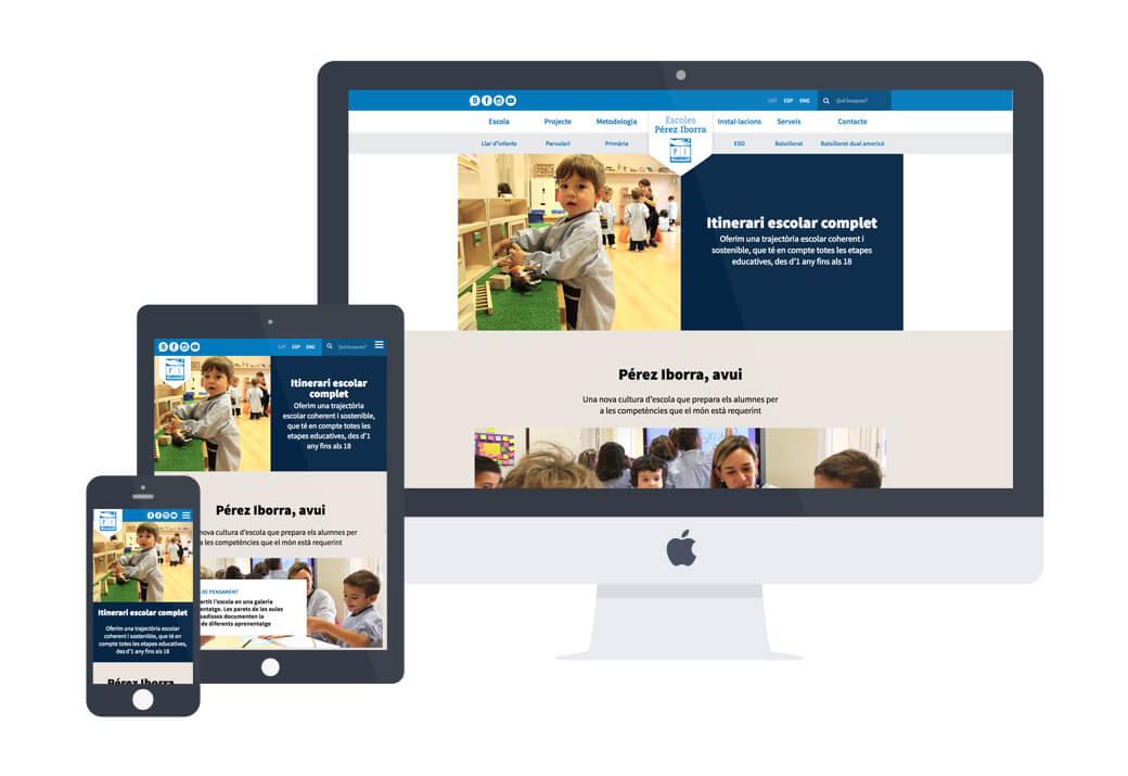 Desarrollo web Perez Iborra - Artimedia