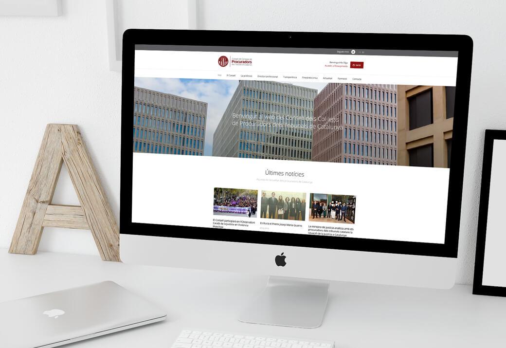 Proyecto Digital Procuradors - Artimedia